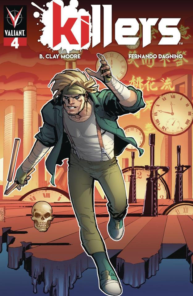 Killers #4 (Leonardi Cover)