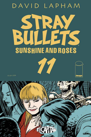 Stray Bullets: Sunshine and Roses #11
