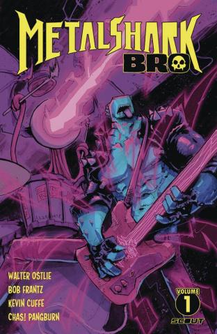Metalshark Bro Vol. 1: What the Fin?