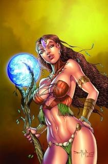 Grimm Fairy Tales #68 (Qualano Cover)