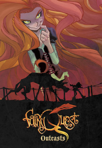 Fairy Quest: Outcasts #2