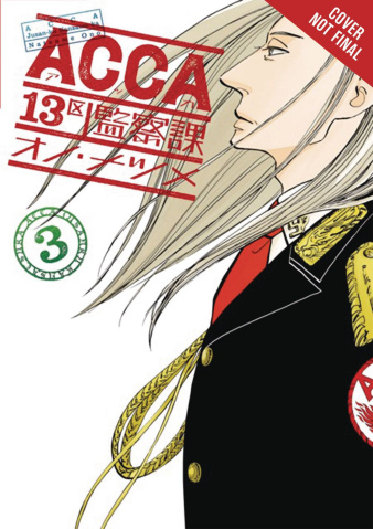 Acca 13: Territory Inspection Dept. Vol. 3