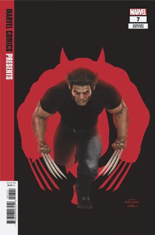 Marvel Comics Presents #7 (Rahzzah Cover)