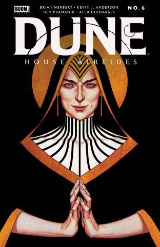 Dune: House Atreides #6 (Frison Cover)
