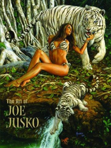 Art of Joe Jusko