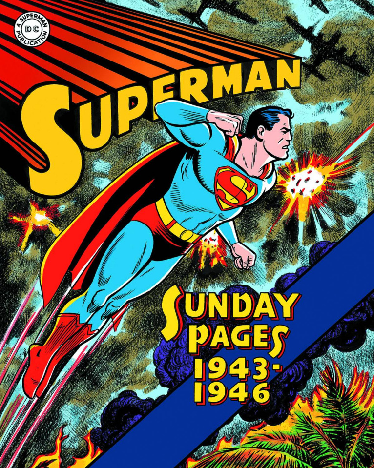 Superman: Golden Age Sundays - 1943-1946