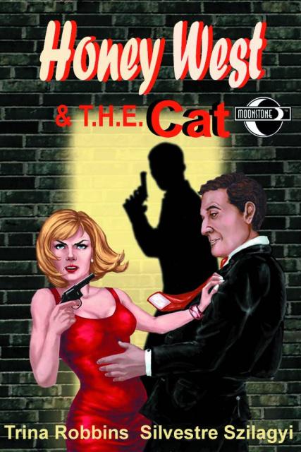Honey West & T.H.E. Cat #2