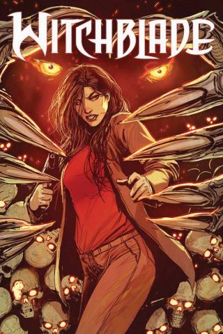 Witchblade #173