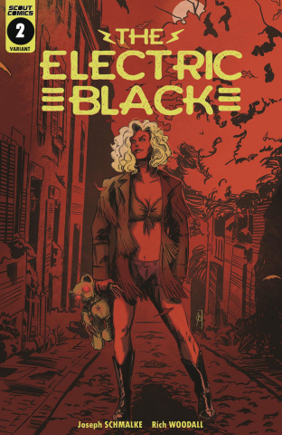 The Electric Black #2 (10 Copy Unlock Unlimited Cover)