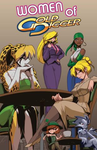 Women of Gold Digger Vol. 1