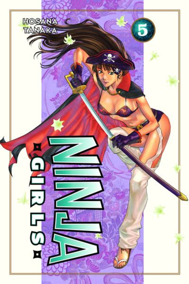 Ninja Girls Vol. 5