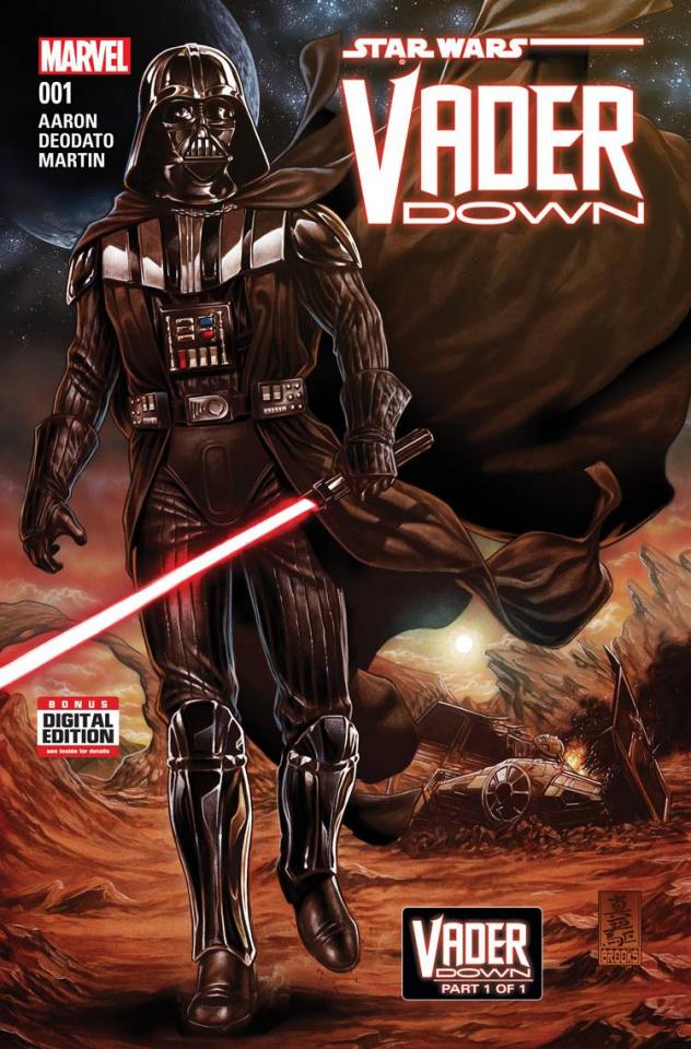 Star Wars: Vader Down #1