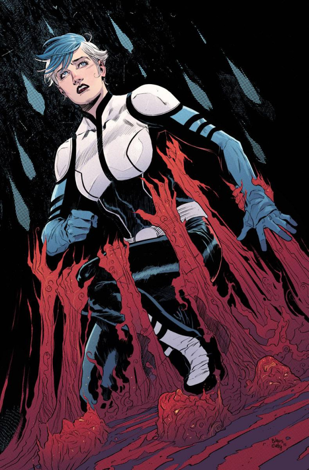 The Death-Defying Doctor Mirage: Second Lives #3 (Evely Cover)