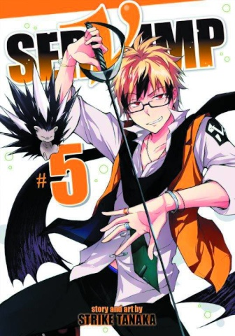 Servamp Vol. 5