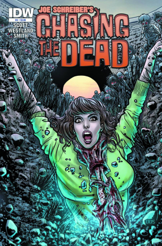 Chasing the Dead #4