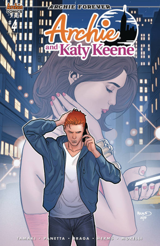 Archie #713 (Archie & Katy Keene Pt 4 Renaud Cover)