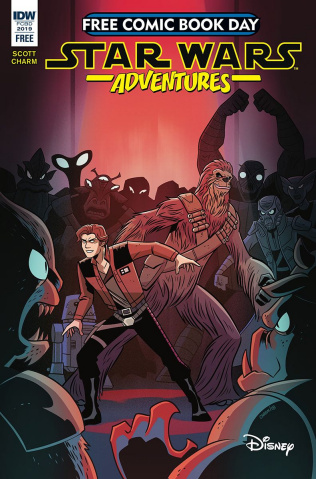 Star Wars Adventures: Droid Hunters FCBD 2019