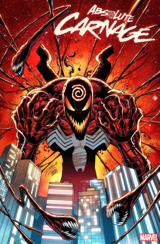 Absolute Carnage #4 (Lim Cover)