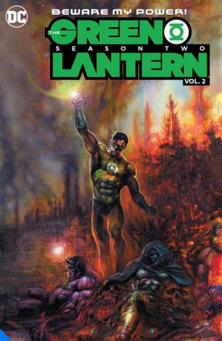 Green Lantern, Season 2 Vol. 2