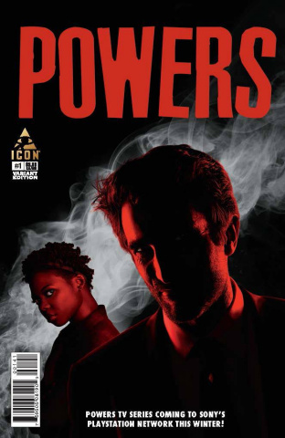 Powers #1 (Photo Cover)