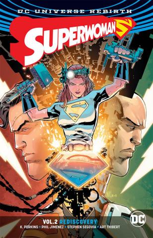 Superwoman Vol. 2: Rediscovery (Rebirth)