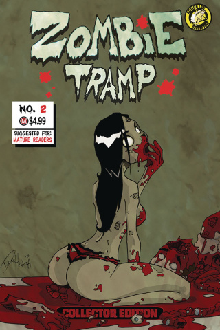 Zombie Tramp: Origins #2 (Replica Cover)