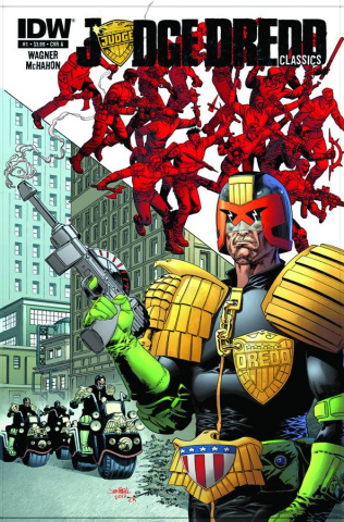 Judge Dredd Classics #1