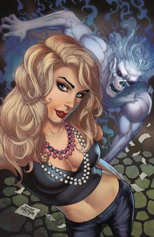 Spirit Hunters #9 (Salonga Cover)