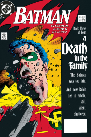 Batman #428 (Dollar Comics)