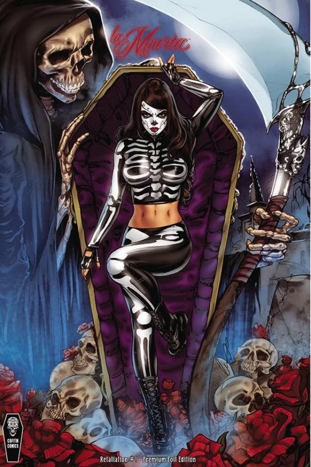 La Muerta: Retailiation (Chatzoudis Premium Foil Cover)