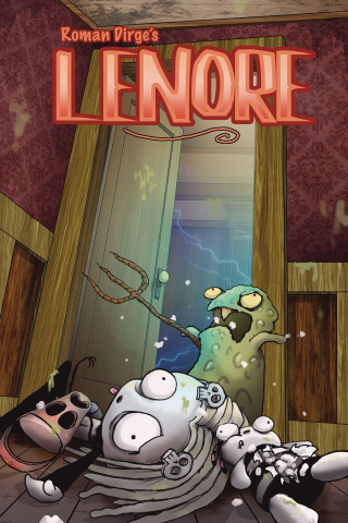 Lenore #1 (Dirge Cover)