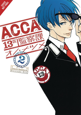 ACCA 13: Territory Inspection Dept. Vol. 2