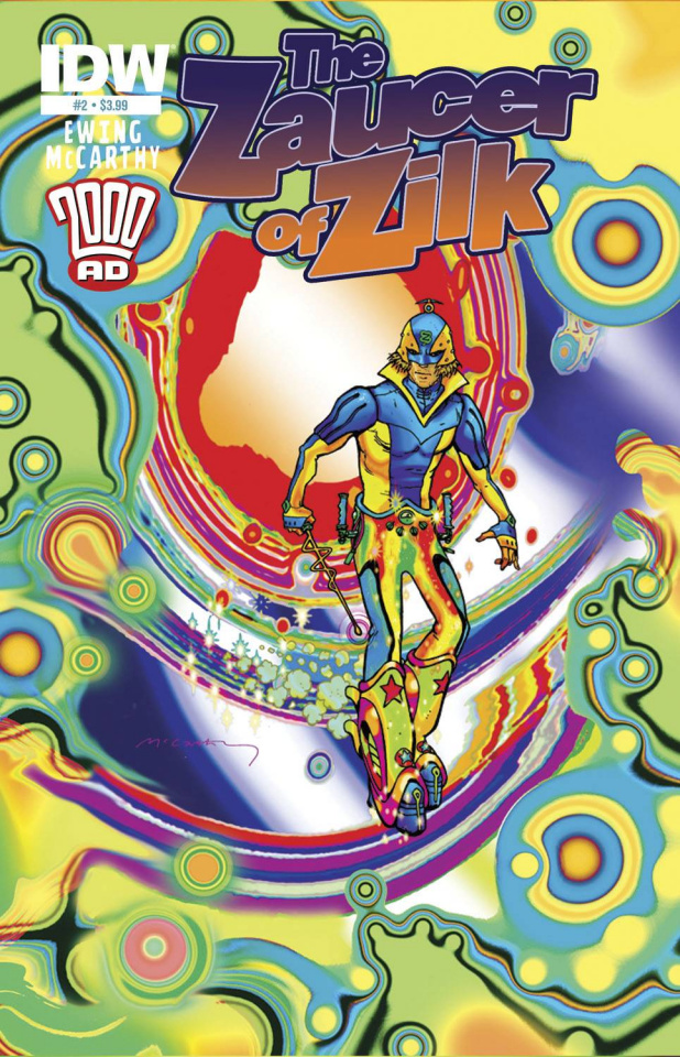The Zaucer of Zilk #2
