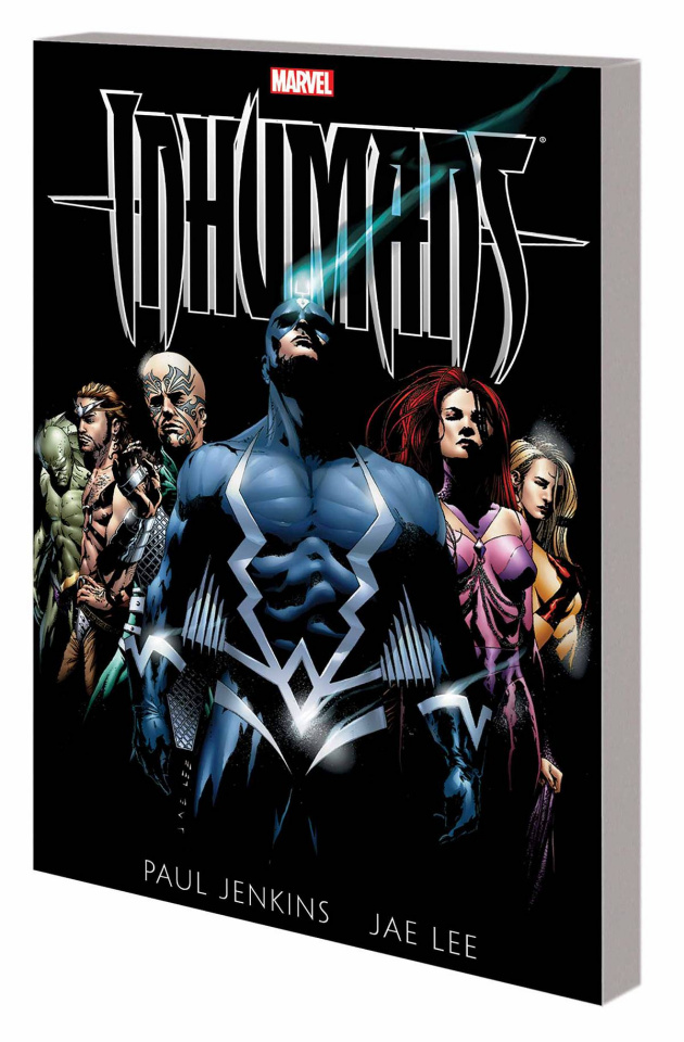 Inhumans by Paul Jenkins and Jae Lee