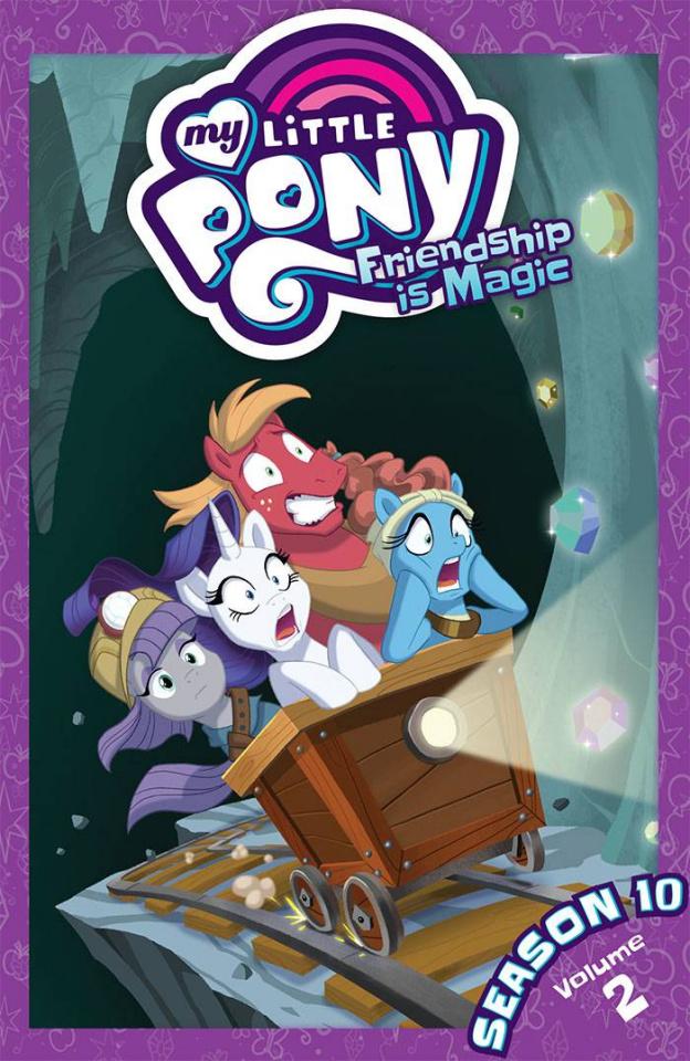 My Little Pony: Friendship Is Magic, Season 10 Vol. 2