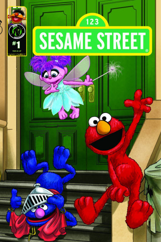Sesame Street #1 (Imagination Cover E)