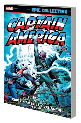 Captain America Epic Collection: Captain Lives Again