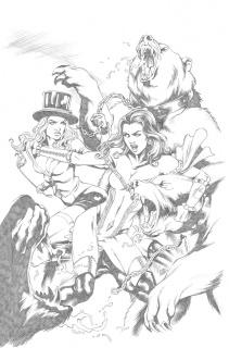 Grimm Fairy Tales #10 (Diaz Cover)