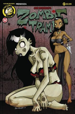 Zombie Tramp #37 (Mendoza Cover)