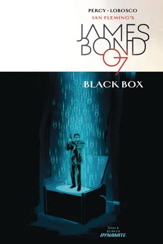 James Bond: Black Box #6 (Reardon Cover)