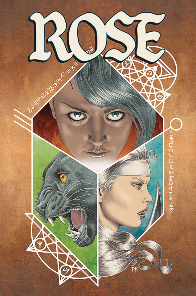 Rose #17 (Katz Cover)
