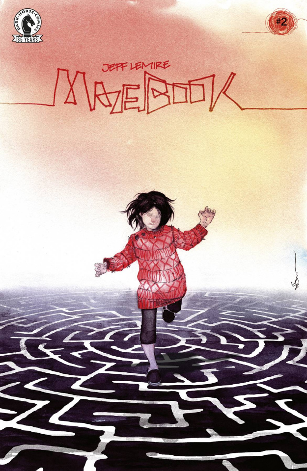 Mazebook #2 (Nguyen Cover)