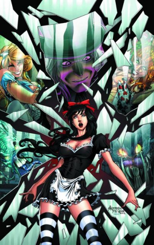 Wonderland #2 (Reyes Cover)