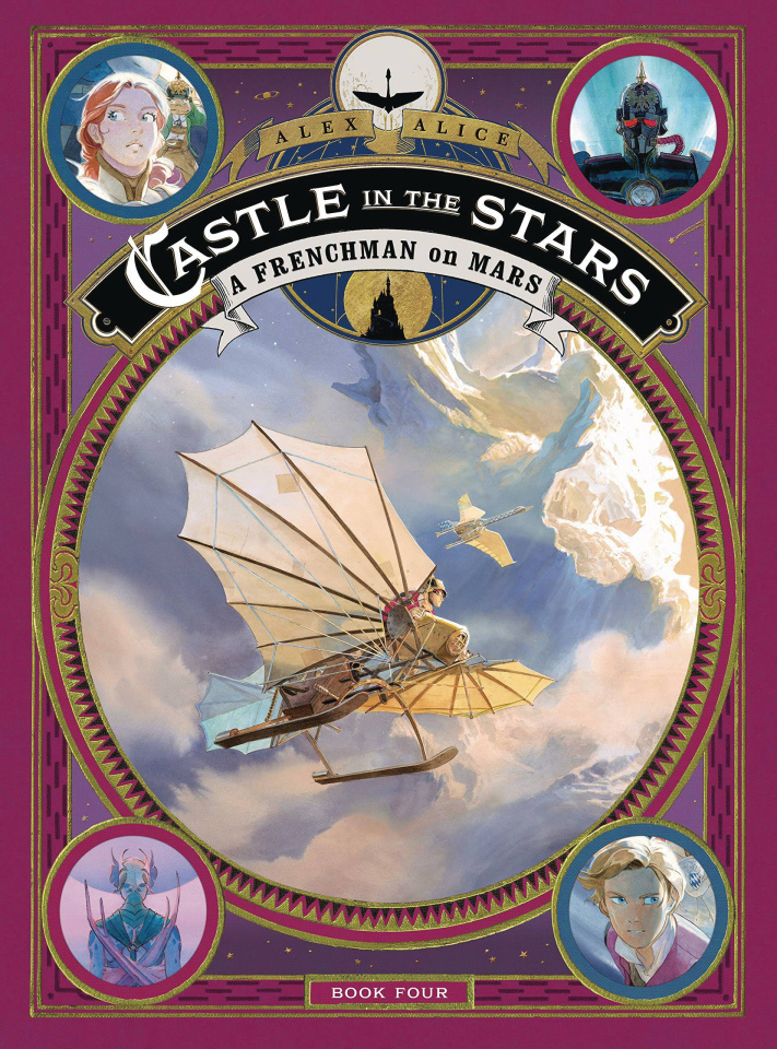 Castle in the Stars Vol. 4: A Frenchman on Mars