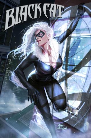 Black Cat #3 (Inhyuk Lee BobG Cover)