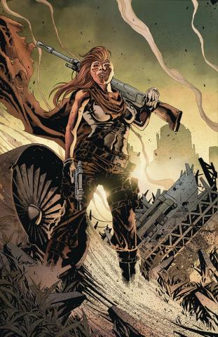 War Mother #4 (10 Copy Salgado Cover)