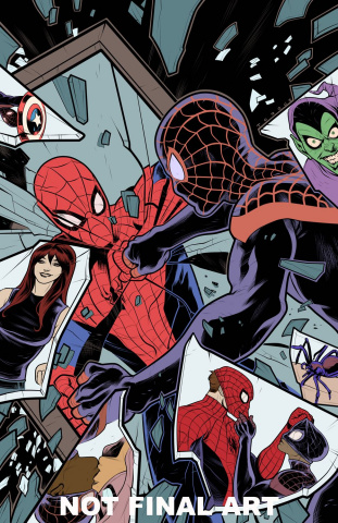 The Amazing Spider-Man: Renew Your Vows #1 (Divided We Stand Cover)