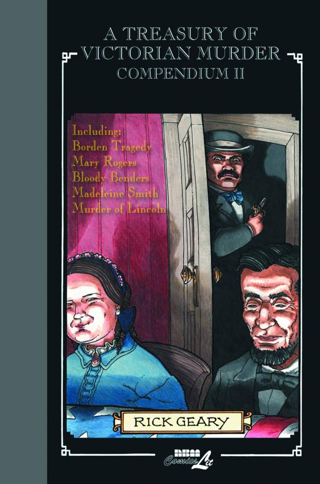 A Treasury of Victorian Murder Vol. 2