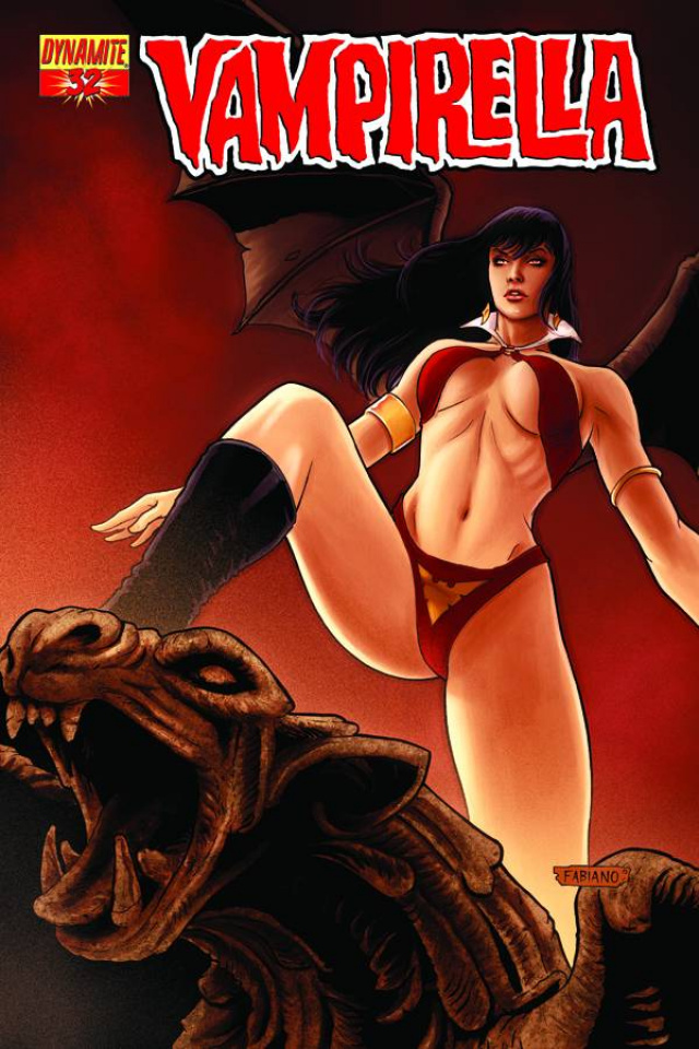 Vampirella #32 (Neves Cover)