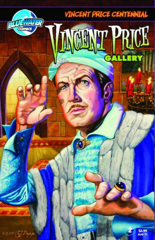 Vincent Price Presents: Centennial Gallery